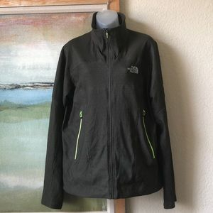 THE NORTH FACE Summit Series Jacket Green-Gray Med